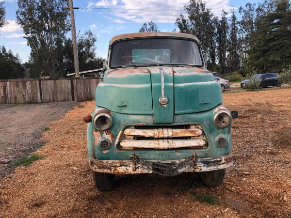 Photo 1955 Dodge COE - $5,000 (Arroyo grande)