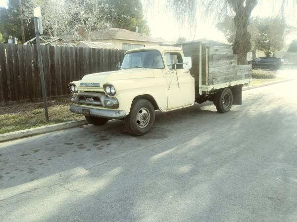 Photo 1959 GMC Dually dump truck - $20,000 (Arroyo Grande)