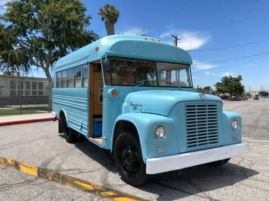 Photo 1965 International Harvester RV - $17,500 (Fresno)