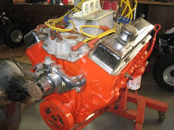 Photo 1968 CAMARO Complete Drivetrain and Misc. Parts - $3,900 (Atascadero)