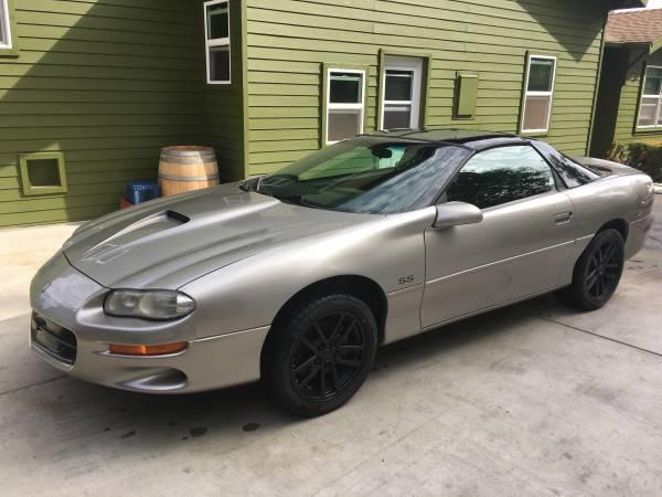 Photo 2001 Camaro SS - $8,300 (Atascadero)