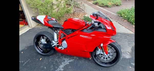 Photo 2005 Ducati 999 - $8,500 (Atascadero)