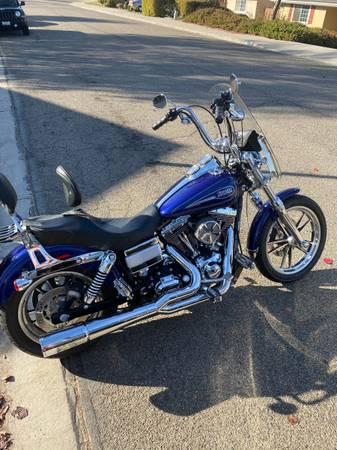 Photo 2006 Harley Dyna Lowrider - $8,799 (Templeton)