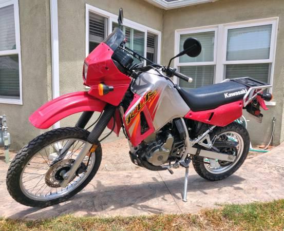 Photo 2006 Kawasaki KLR 650 - Very Clean, Low Miles - $3,900 (Grover Beach)
