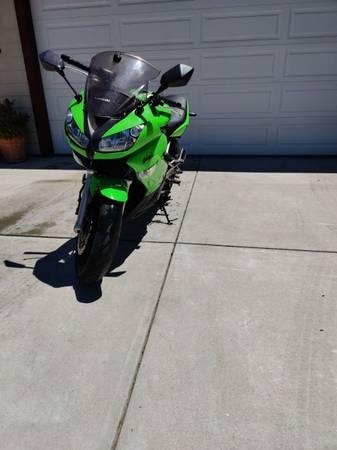 Photo 2006 Kawasaki Ninja650R - $2,900 (Paso Robles)