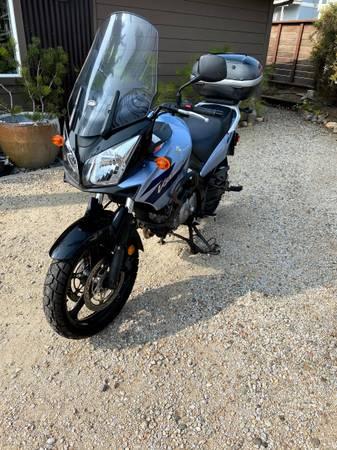Photo 2006 Suzuki V-Strom 650 - $2,500 (Morro Bay)