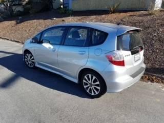 Photo 2012 Honda Fit for sale - $4,800 (MORRO BAY)