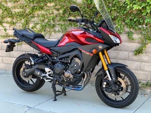 Photo 2015 FJ09 Yamaha - $7,200 (Camarillo)