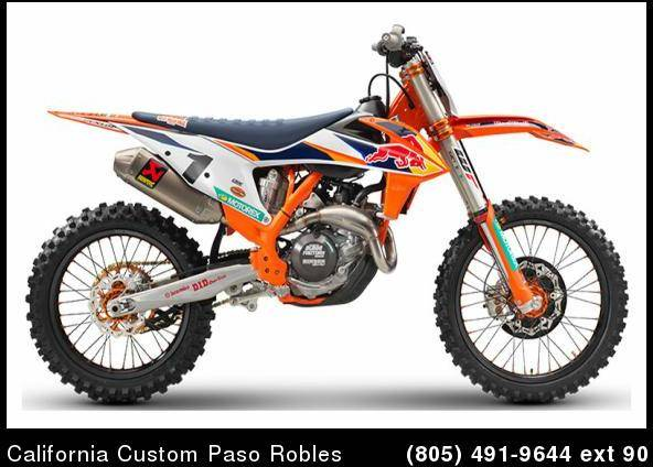 Photo 2020 KTM 450 SX-F Factory Edition MX - $11,099 (Paso Robles, Ca)
