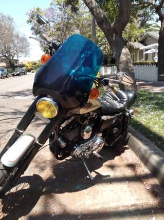 Photo 98 Harley Davidson 1200 CC - $5,500 (Santa Barbara)