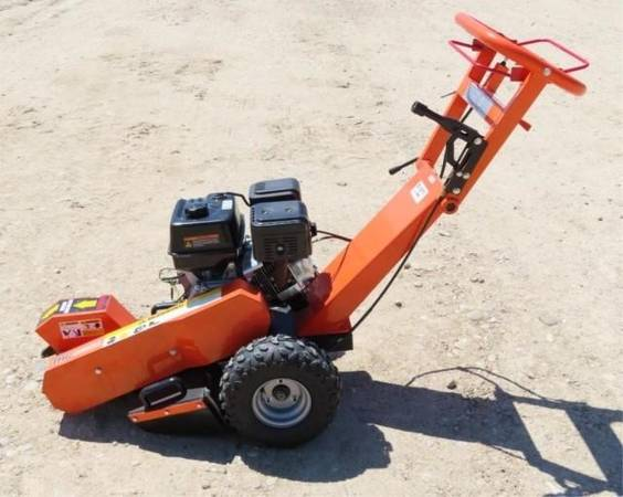 Photo BRAND NEW WALK BEHIND STUMP GRINDER 14 HP KOHLER - $1,900 (PASO ROBLES)