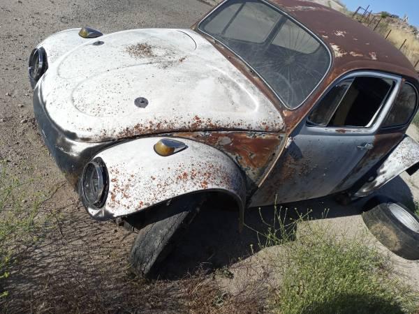 Photo Baja bug starter - $575 (Paso)