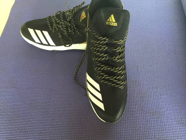 Photo Baseball- Adidas Boost Icon 4 metal cleats - $50