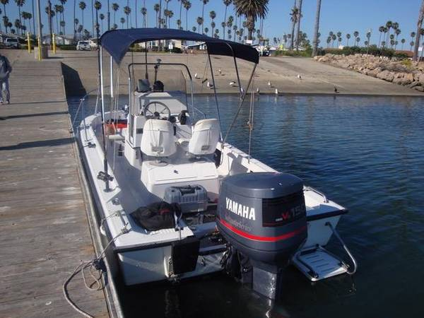 Photo Boston Whaler 19 - Hard to find Outrage Model - $16300 (Ventura County)