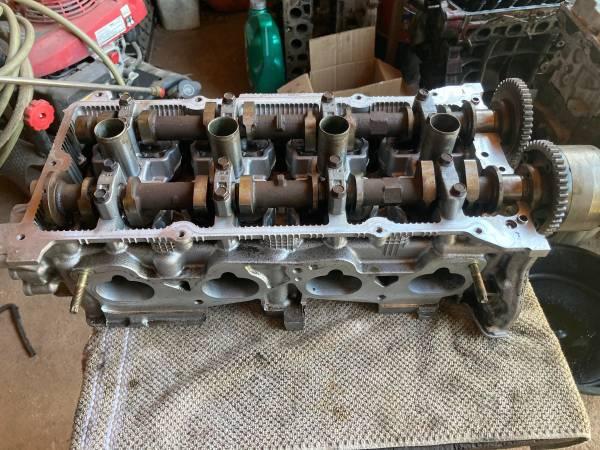 Photo Cylinder Head Nissan altima 2002 2.4 - $150