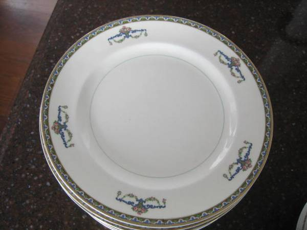 Photo Dishes Fine China Dessert - $3 (San Luis Obispo)