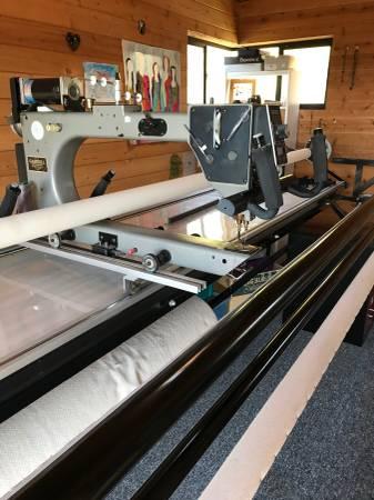 Photo Gammill Classic Long Arm Quilt Machine - $4000 (Los Osos)