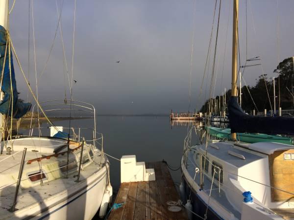 Photo Have motor, need sailboat - $18,000 (Cambria)