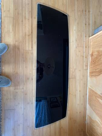 Photo Nissan Hardbody Solid rear window - $50 (Los Osos)