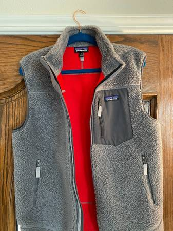 Photo Patagonia Vest - $50 (Arroyo Grande)