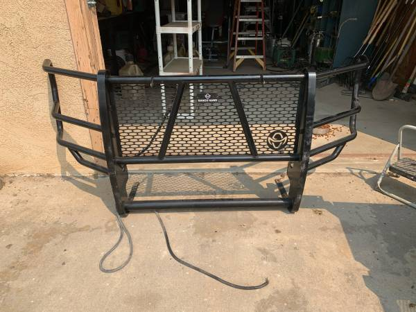 Photo Ranch Hand Grill Guard - $250 (Paso Robles)