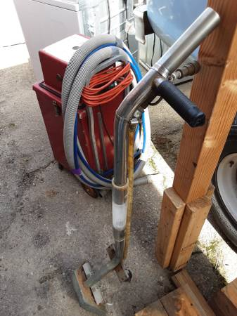 Photo Rug Doctor Steam Extractor carpet cleaner - $250 (Atascadero)
