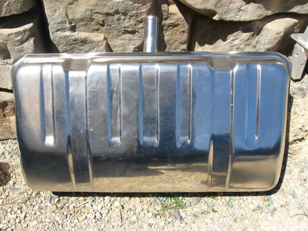 Photo Stainless Steel gas tank fuel line, trans cooler lines for 1969 Camaro - $300 (Atascadero)