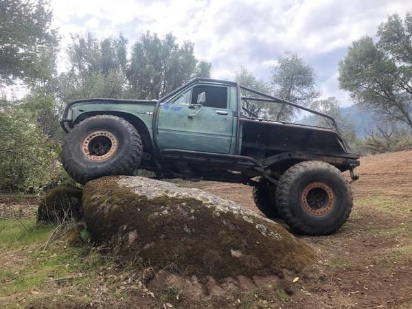 Photo Toyota Rock Crawler - $7,500 (Bass Lake)