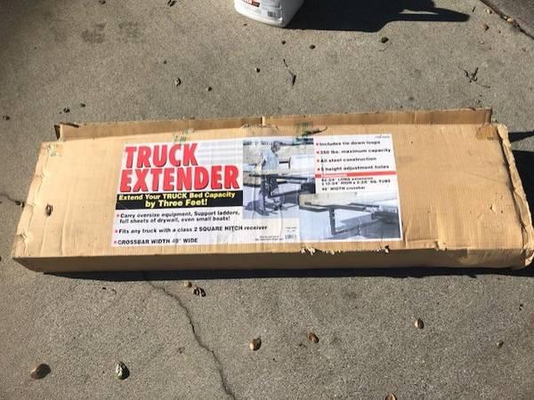 Photo Truck bed extender - $50 (grover beach)