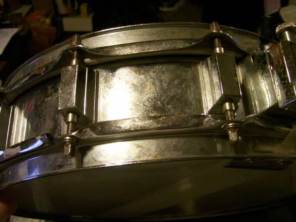 Photo Updated tom, snare drums, ludwig, gretsch, slingerland (Arroyo Grande)