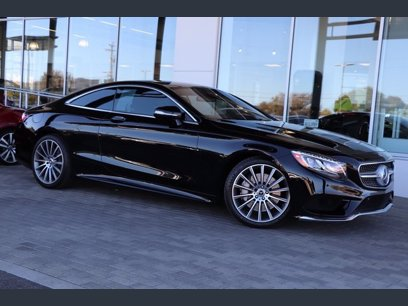 Photo Used 2017 Mercedes-Benz S 550 4MATIC Coupe for sale
