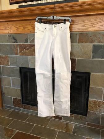 Photo WRANGLER Q-Baby Jeans, FFA4-H, Size 12 x 34 Length - $30 (SLO)