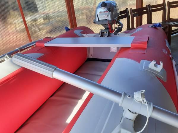 Photo brand new bria 1439 inflatable kayak - $1500 (lopez lake)