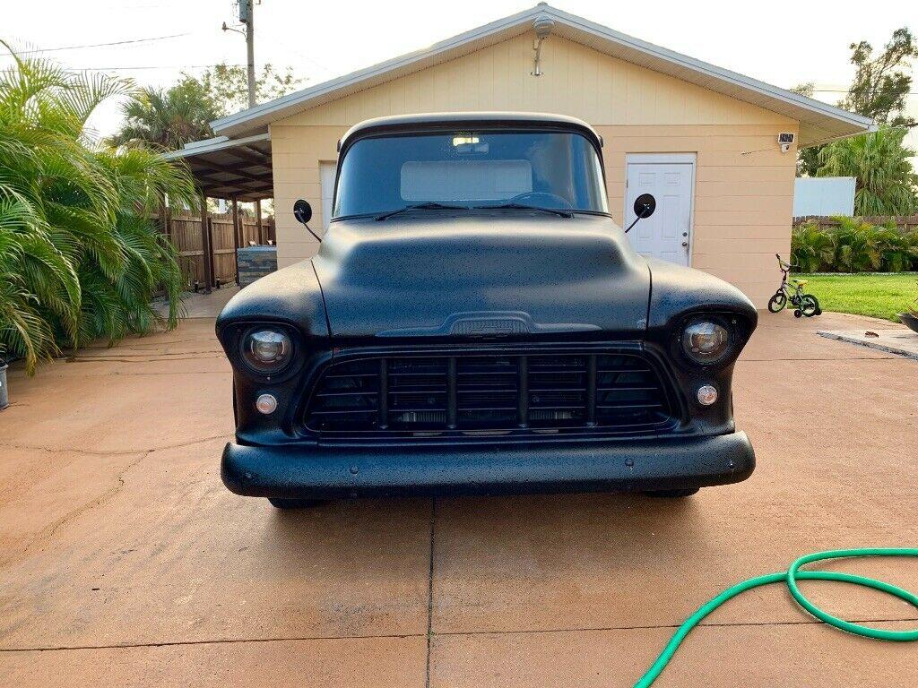 Photo 1956 Chevrolet 3100 Short-Bed Pickup Chevy Truck
