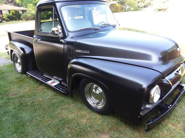 Photo 1954 Ford F-100 rest- O Mod - $35000 (Allentown, PA)