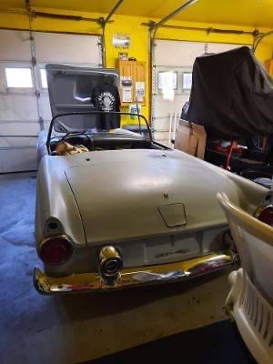 Photo 1955 Ford Thunderbird for sale or trade - $12,000 (Leonardtown)