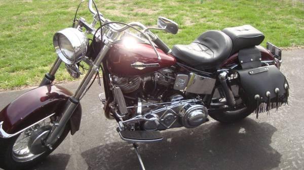 Photo 1965 Harley Davidson Panhead - $13,500 (HUNTINGTOWN)