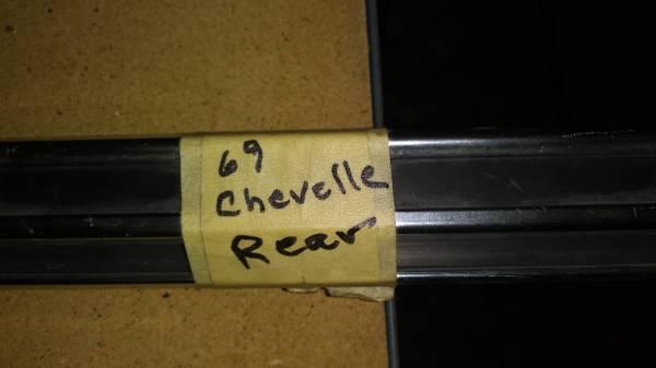 Photo 19681969 Chevelle parts  Header panel BarterTrade (Greatmills)