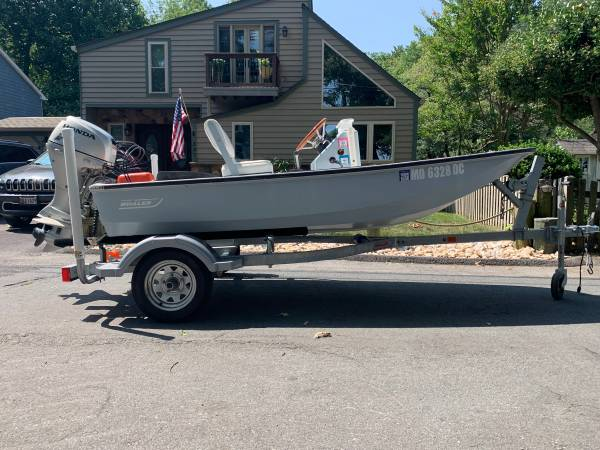 Photo 1979 11ft Boston Whaler - $6,500 (Annapolis)