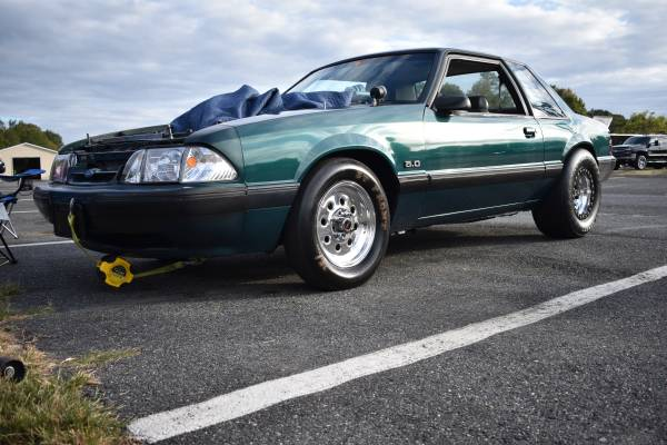Photo 1992 Mustang LX DragCar - $13000 (Waldorf)