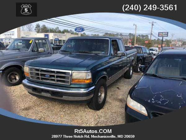 Photo 1996 Ford F150 Super Cab - Financing Available - $5817