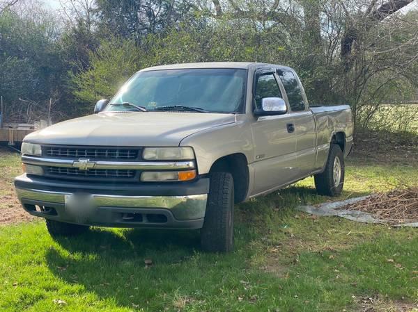 Photo 2001 Chevrolet Silverado 1500 Extended Cab - $3500 (White Plains)