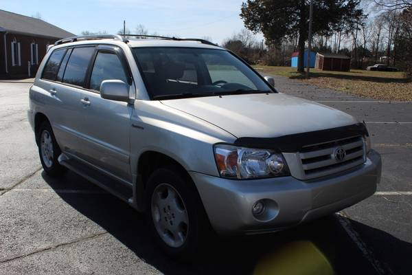 Photo 2005 Toyota Highlander Limited Sport 4D WARRANTY FINANCING - $5574 ((240) 518-8709 Toyota Highlander)