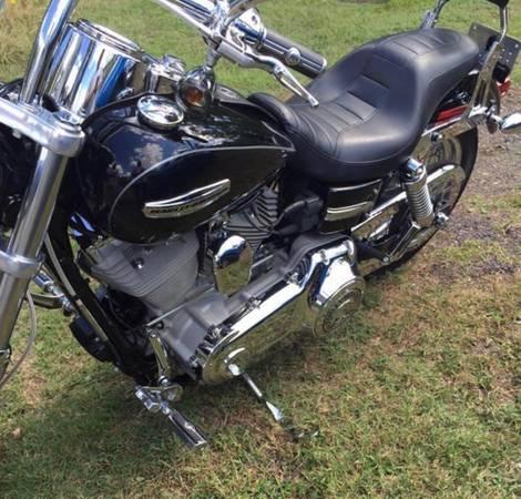 Photo 2008 Dyna Superglide - $6,500 (Culpeper Va)