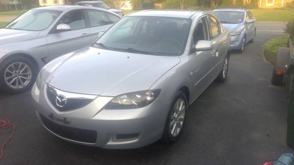 Photo 2008 Mazda 3 i sport- MD inspected - $3,999 (SOMD)