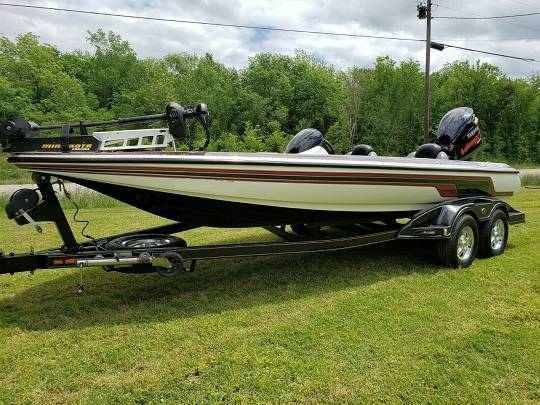 Photo 2008 Skeeter 20I bass boat greatCondition - $12,000
