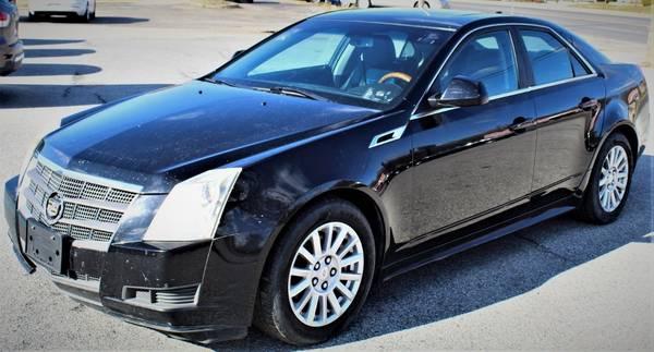 Photo 2011 Cadillac CTS Sedan 4D WARRANTY FINANCING - $8,799 ((240) 518-8709 2011 Cadillac CTS)