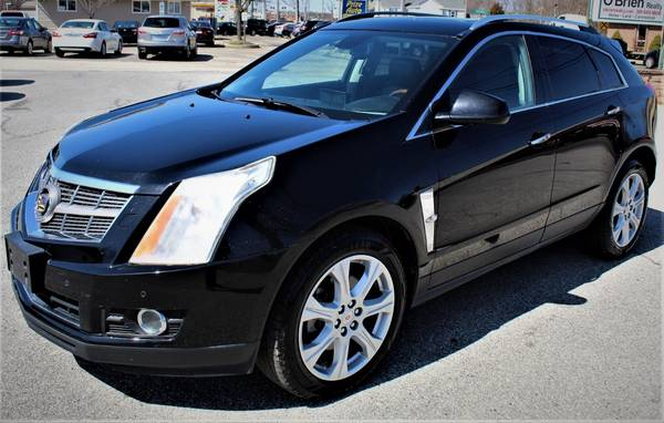 Photo 2011 Cadillac SRX Sport Utility 4D WARRANTY FINANCING - $12,249 ((240) 518-8709 2011 Cadillac SRX)