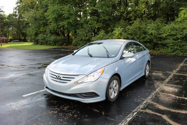 Photo 2011 Hyundai Sonata GLS Sedan 4D WARRANTY FINANCING - $6,474 ((240) 518-8709 Hyundai Sonata)