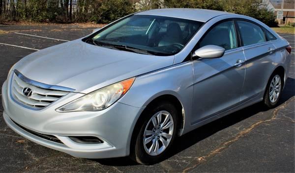 Photo 2011 Hyundai Sonata GLS Sedan 4D WARRANTY FINANCING - $6,499 ((240) 518-8709 2011 Hyundai Sonata)